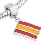Colgante para pulsera Bandera de España