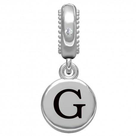 "*Colgante Letra ""G"""
