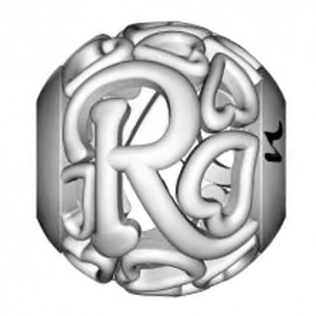 Abalorio Letra R